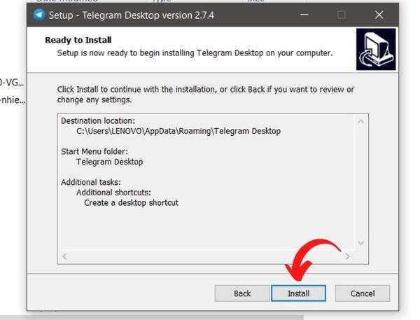 download telegram cho máy tính